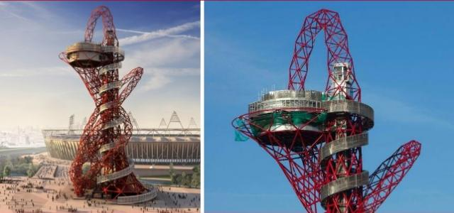 ARCELORMITTAL ORBIT (SCULPTURE & VIEWING PLATFORM)