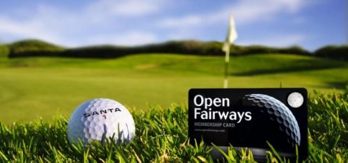OPEN FAIRWAYS (GOLFING)