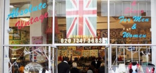 ABSOLUTE VINTAGE (VINTAGE CLOTHING SHOP)