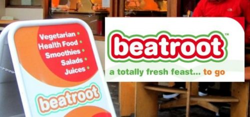 BEATROOT (VEGETARIAN CAFE)