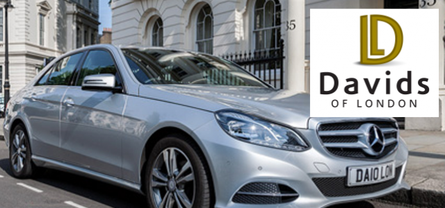 DAVIDS OF LONDON (CHAUFFEUR SERVICES)