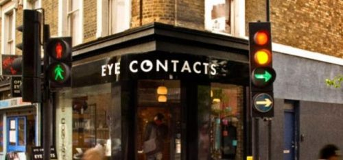 EYE CONTACTS (OPTICIAN)