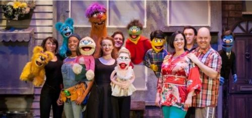 SECOND LOOK REVIEW: AVENUE Q BACK IN LONDON