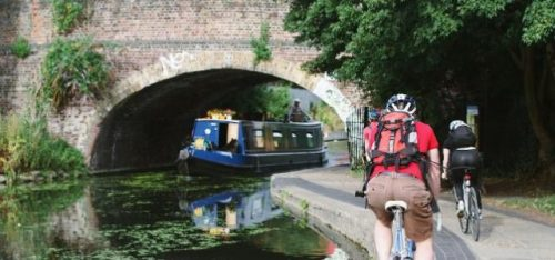 LONDON CANALS BIKE TOUR (THE LONDON BICYCLE TOUR COMPANY)