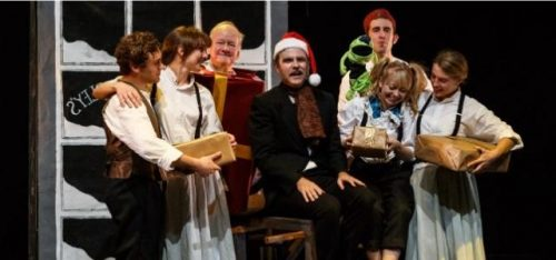 REVIEW: A CHRISTMAS CAROL (PLEASANCE ISLINGTON)
