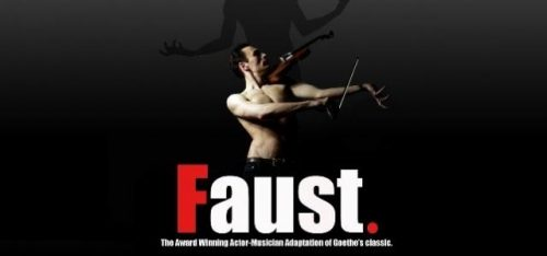 REVIEW: DUMBWISE'S FAUST (GREENWICH THEATRE)