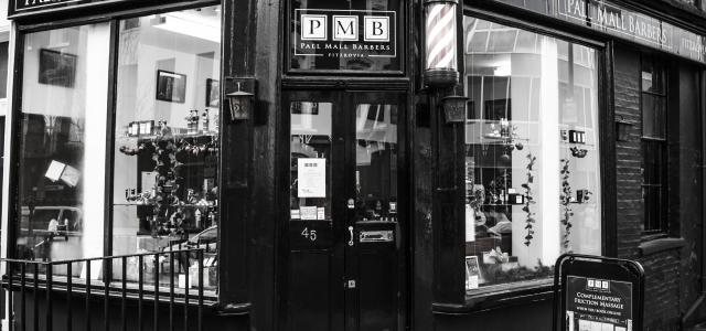 PALL MALL BARBERS FITZROVIA (MEN'S GROOMING)