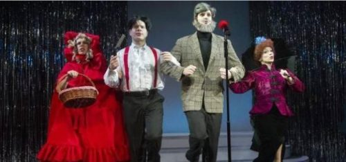 REVIEW: FORBIDDEN BROADWAY (VAUDEVILLE THEATRE)