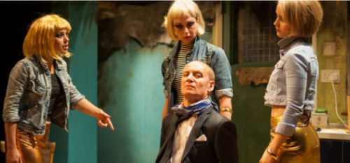 REVIEW: GHOST FROM A PERFECT PLACE (ARCOLA THEATRE)