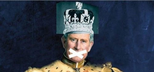 KING CHARLES III: KEEPING THE FIRE BURNING (ALMEIDA)