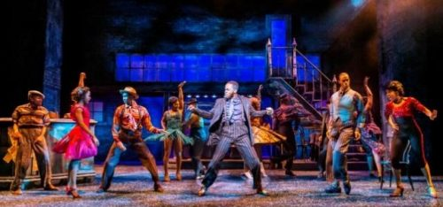 REVIEW: MEMPHIS THE MUSICAL (SHAFTESBURY THEATRE)