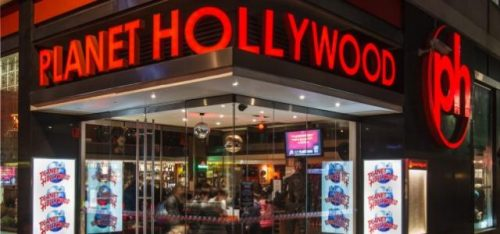 PLANET HOLLYWOOD (THEMED RESTAURANT)