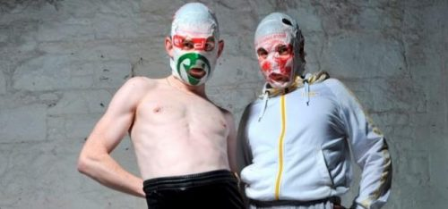 REVIEW: RUBBERBANDITS: CONTINENTAL FISTFIGHT (SOHO THEATRE)
