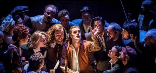 SHAKESPEARE IN LOVE (NOËL COWARD THEATRE)