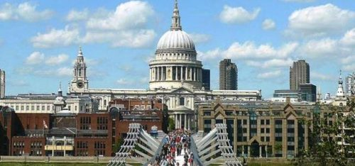 HISTORIC & MODERN LONDON TOUR (GOLDEN TOURS)
