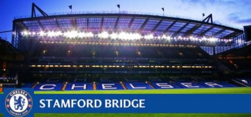 CHELSEA FC STAMFORD BRIDGE STADIUM TOURS