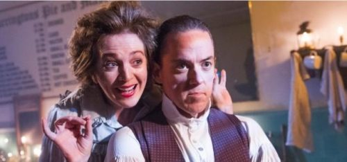 REVIEW: SWEENEY TODD AT HARRINGTON'S PIE & MASH (TOOTING ARTS CLUB)