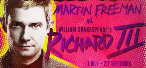 MARTIN FREEMAN'S RICHARD III TAKES LONDON BY STORM