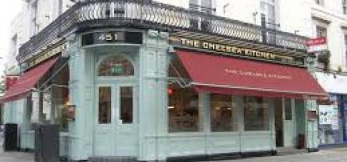 THE CHELSEA KITCHEN (BRITISH & MEDITERRANEAN RESTAURANT)