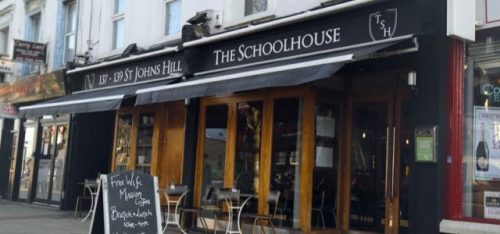 THE SCHOOLHOUSE (THEMED RESTAURANT & BAR)