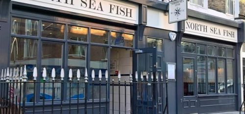 NORTH SEA FISH RESTAURANT (FISH & SEAFOOD RESTAURANT)