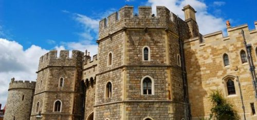 WINDSOR CASTLE COACH TOURS (GOLDEN TOURS)