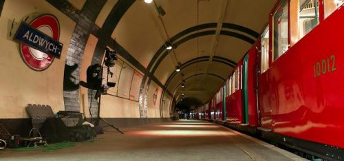ALDWYCH STATION TOUR (BRIT MOVIE TOURS)