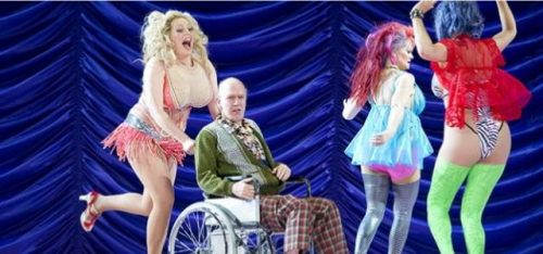 BRASH, BOLD & VIBRANT: ANNA NICOLE (ROYAL OPERA HOUSE)