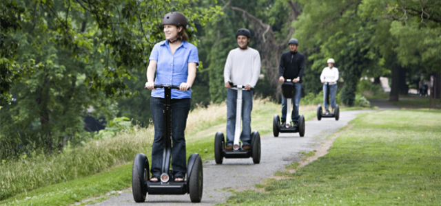 SEGWAY EVENTS EXPERIENCE