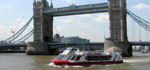 CITY CRUISES (THAMES BOAT TOUR)