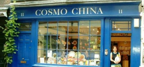 COSMO CHINA (BESPOKE CHINA PAINTING)