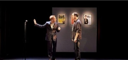 THEATRE REVIEW | DEATH OF A COMEDIAN (SOHO THEATRE)
