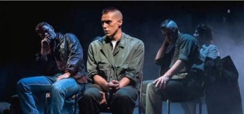REVIEW: DOGFIGHT (SOUTHWARK PLAYHOUSE)