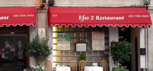 EFES 2 (TURKISH RESTAURANT)