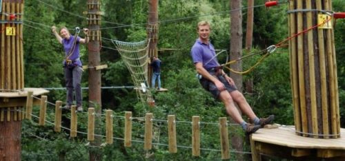 GO APE FOREST ADVENTURE EXPERIENCE