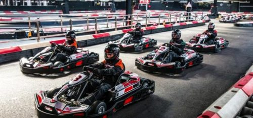 TEAMSPORT INDOOR GO KARTING (NORTH LONDON)