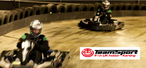 TEAMSPORT INDOOR GO KARTING (TOWER BRIDGE)