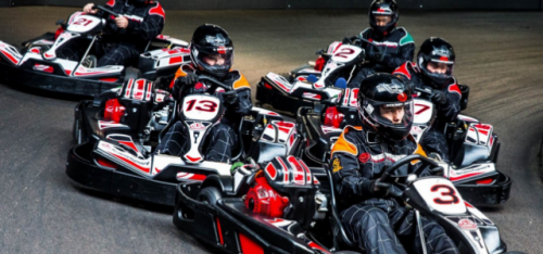 TEAMSPORT INDOOR GO KARTING (WEST LONDON)