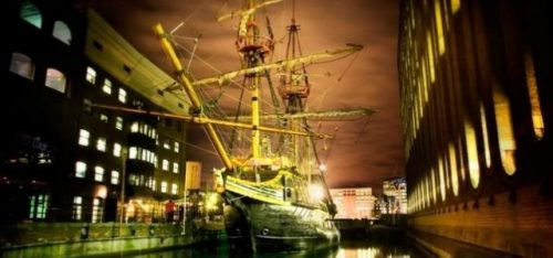 THE GOLDEN HINDE (HISTORIC BOAT ATTRACTION)