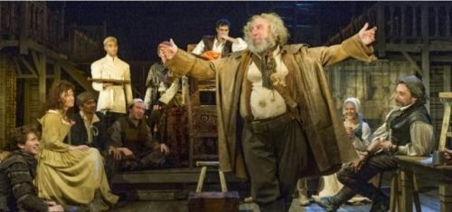 REVIEW: HENRY IV PART I (ROYAL SHAKESPEARE THEATRE, STRATFORD-UPON-AVON)