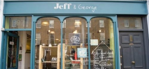 JEFF & GEORGE (CAFE)