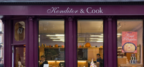 KONDITOR & COOK WATERLOO (CAKE & BROWNIE SHOP)