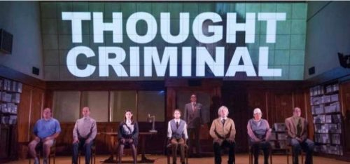 1984 (PLAYHOUSE THEATRE): EXTRAORDINARY AND DISTURBING