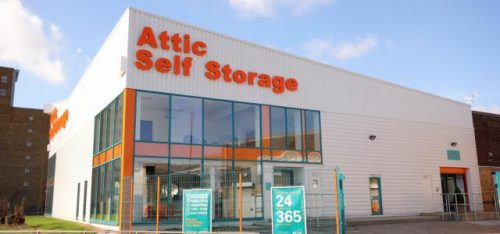 ATTIC SELF STORAGE BOW (SELF STORAGE & MOVING SERVICE)