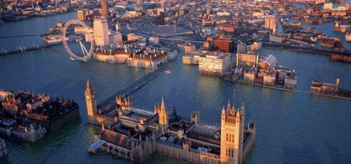 COULD LONDON REALLY FLOOD?