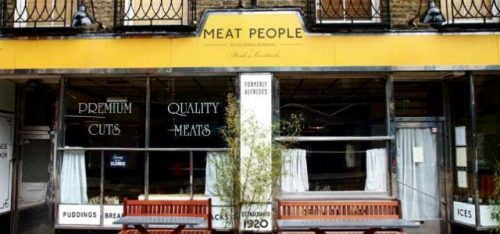 MEAT PEOPLE (MEAT RESTAURANT)