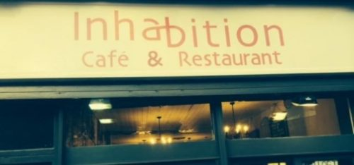 INHABITION (CAFE)