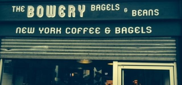 THE BOWERY (COFFEE & SANDWICHES)