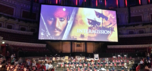 PIRATES & PHILHARMONICS AT THE ROYAL ALBERT HALL