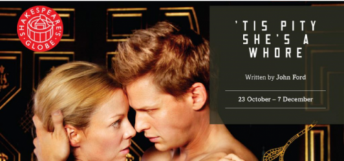 REVIEW: 'TIS PITY SHE'S A WHORE (SAM WANAMAKER PLAYHOUSE)